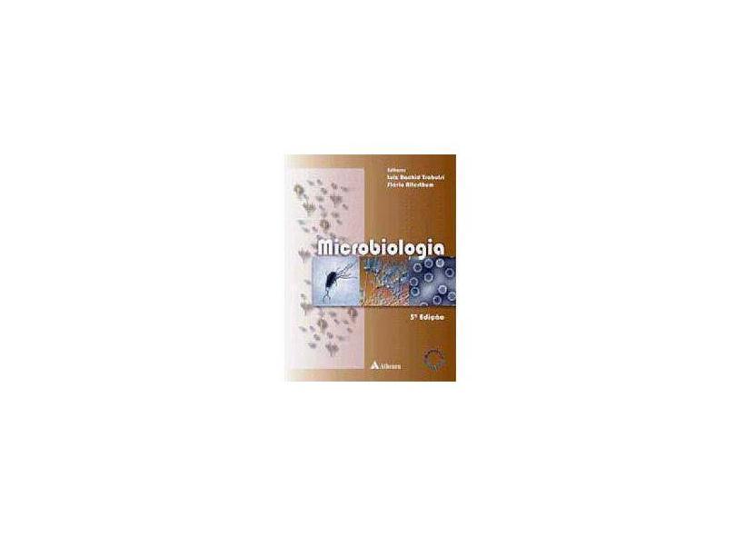 Microbiologia - Trabulsi, Luiz Rachid - 9788573799811