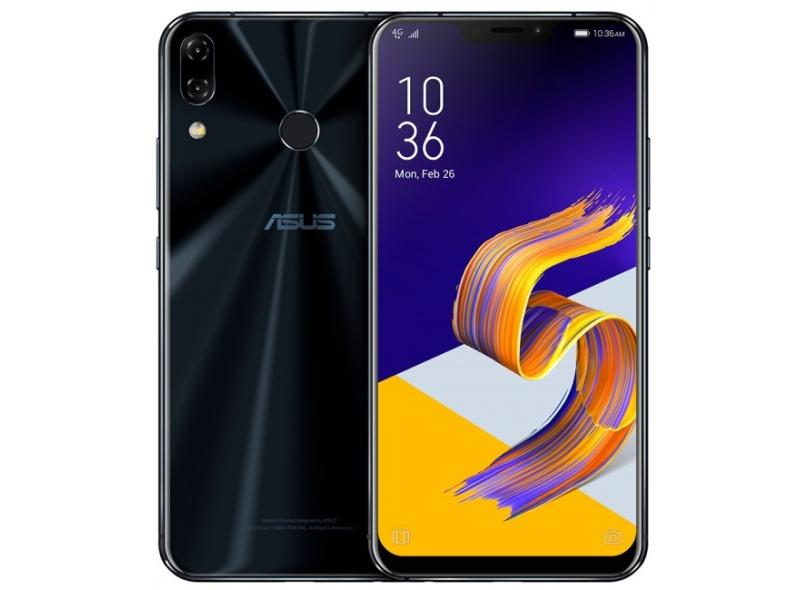 Smartphone Asus Zenfone 5 ZC600KL 128GB 12,0 MP 2 Chips Android 8.0 (Oreo) 3G 4G Wi-Fi