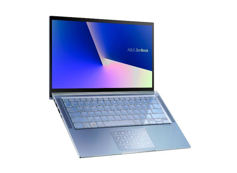 """Notebook Asus Zenbook Intel Core i5 10210U 10ª Geração 8.0 GB de RAM 256.0 GB 14 """" Full Windows 10 UX431FA-AN202T"""