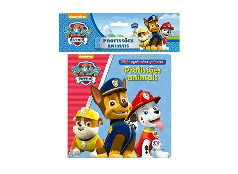 Patrulha Canina: Profissões Animais - Ciranda Cultural - 9788538076797