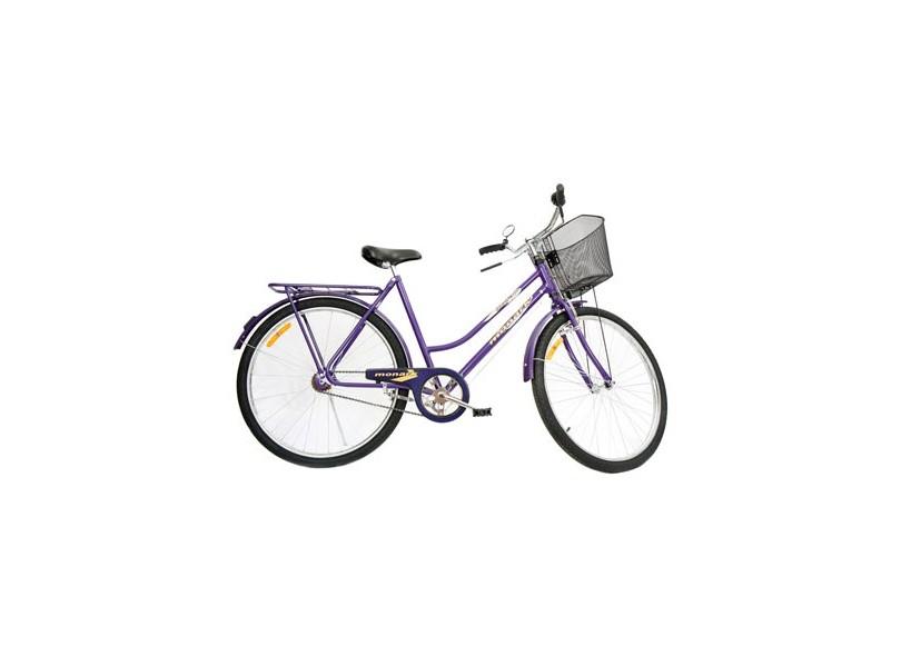 Bicicleta Monark Transporte Tropical FI Aro 26