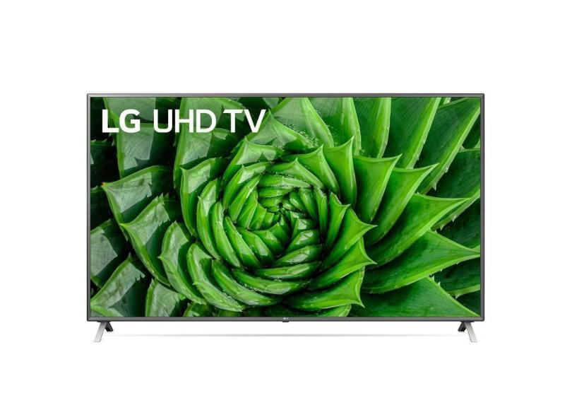 "Smart TV TV LED 75 "" LG ThinQ AI 4K 75UN8000PSB 4 HDMI"