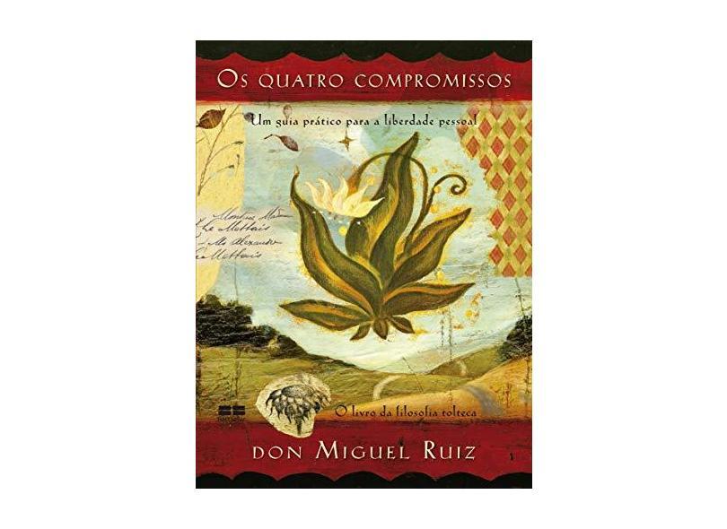 Quatro Compromissos - Capa Comum - 9788576845195