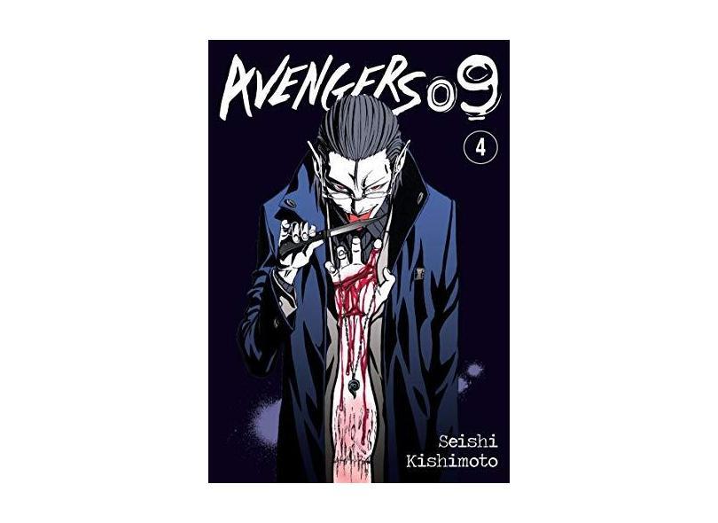 Avengers 09 - Vol. 4 - Kishimoto, Seishi - 9788542613469