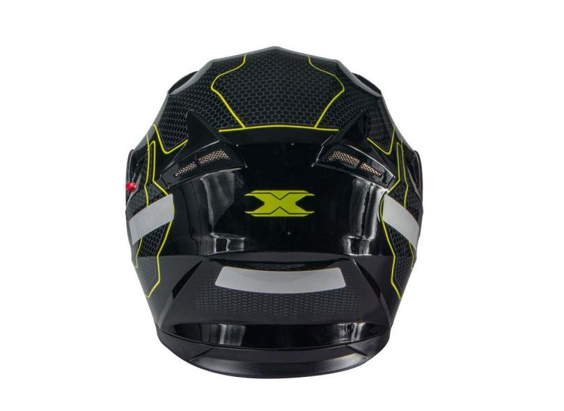 Capacete Texx G2 Panther Fechado Viseira Antirrisco