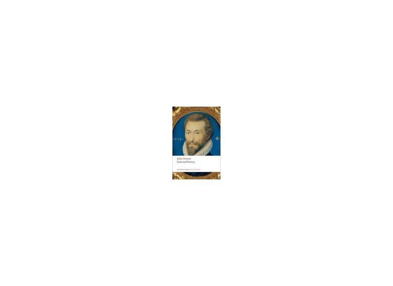 Selected Poetry - John Donne - 9780199539062