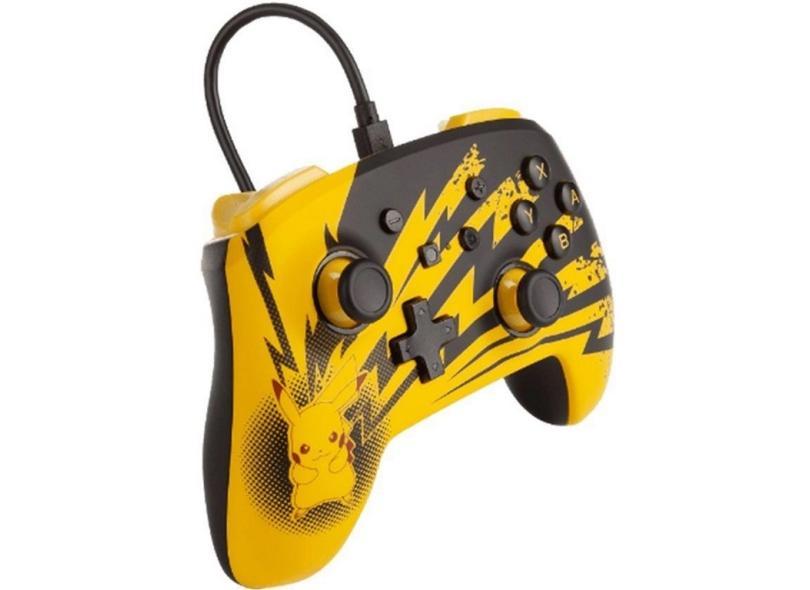 Controle Nintendo Switch Pikachu Lightning - Power A