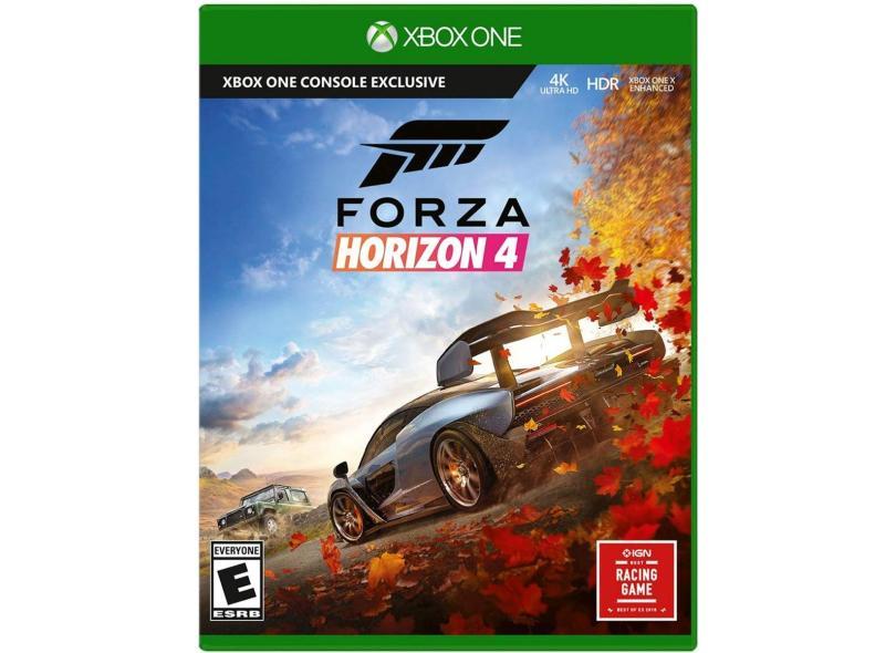 Jogo Forza Horizon 4 Xbox One Microsoft