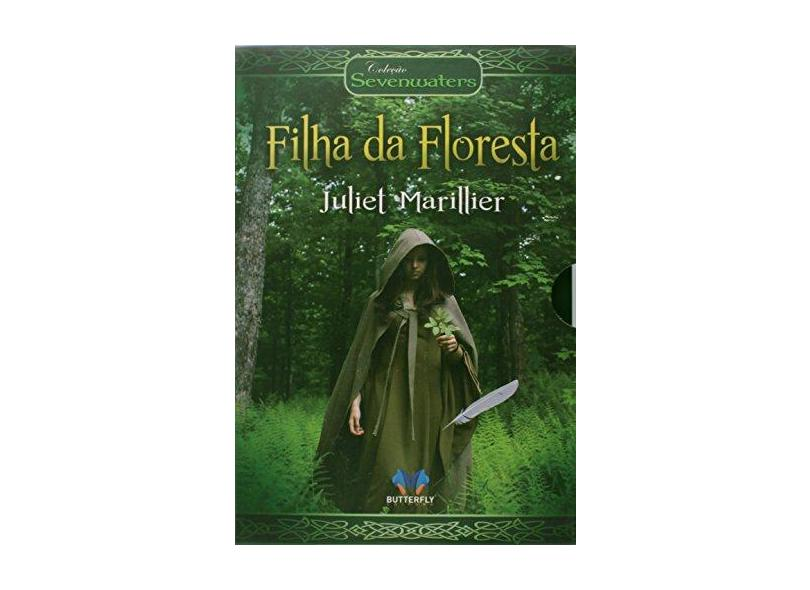 Box - Filha da Floresta - Col. Sevenwaters - Marillier, Juliet - 9788583030010
