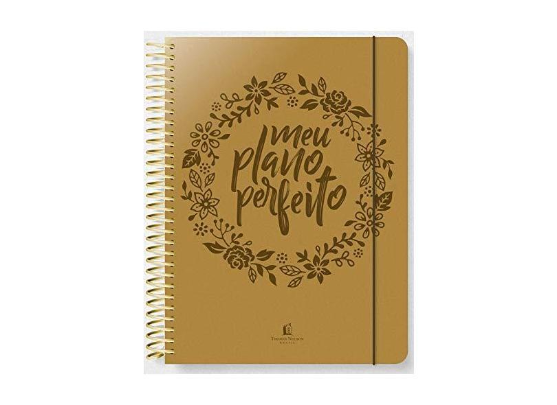 Meu Plano Perfeito - Capa Pu - Alessandra Rigazzo - 9788578608293