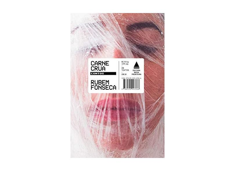 Carne Crua - Rubem Fonseca - 9788520943366