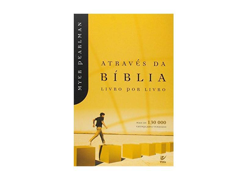 Atraves Da Biblia Livro Por Livro - Capa Comum - 9788573671346