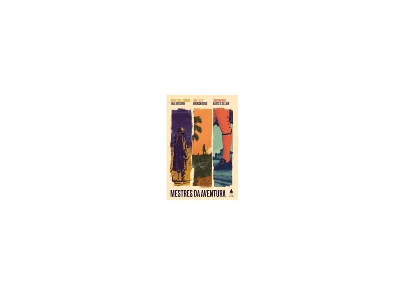 Box Mestres da Aventura - Daniel Defoe - 9788520941775