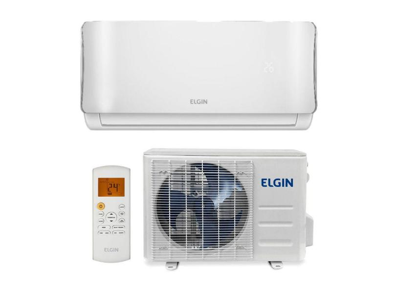 Ar-Condicionado Split Hi Wall Elgin Eco Life 9000 BTUs Inverter Controle Remoto Frio HXFI09B2FA / HXFE09B2NA