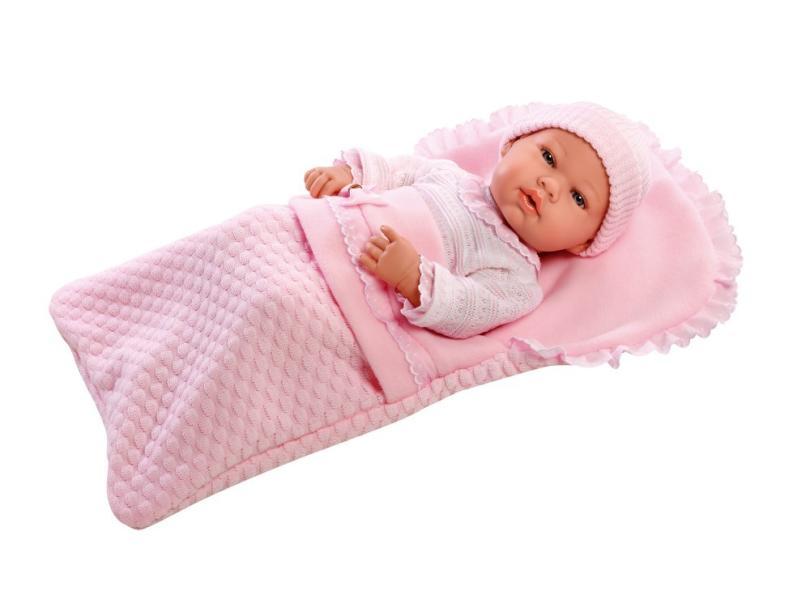 Boneca Baby Anne Elegance Baby Brink