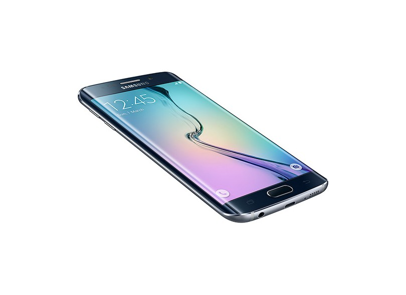 Novo Smartphone Samsung Galaxy S6 Edge 16,0 MP 32GB Android 5.0 (Lollipop) Wi-Fi 3G 4G