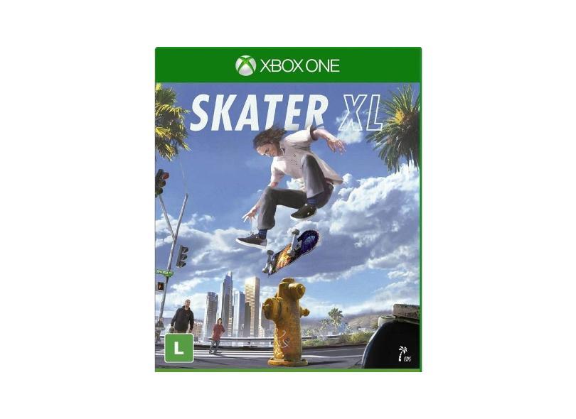 Jogo Skater XL Xbox One Easy Day Studios