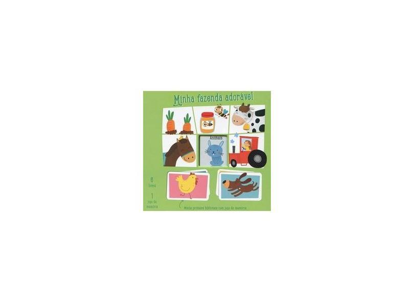 Minha Fazenda Adorável: 6 Livros & 1 Jogo - Nobel - 9789463603782