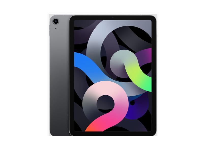 "Tablet Apple iPad Air 4ª Geração Apple A14 Bionic 64.0 GB LED 10.9 "" iPadOS 12.0 MP"