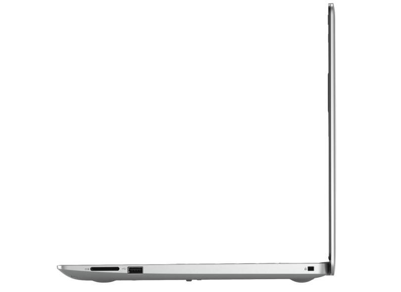 """Notebook Dell Inspiron 3000 Intel Core i5 8265U 8ª Geração 4 GB de RAM 1024 GB 14 """" Linux i14-3480-U30"""