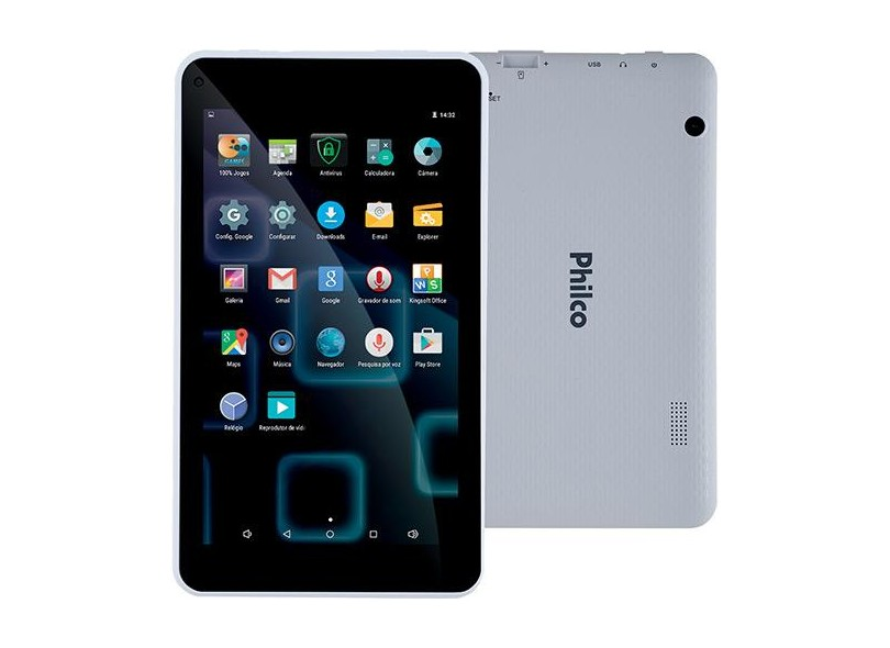 """Tablet Philco 8.0 GB LCD 7 """" Android 5.1 (Lollipop) PH7OB"""