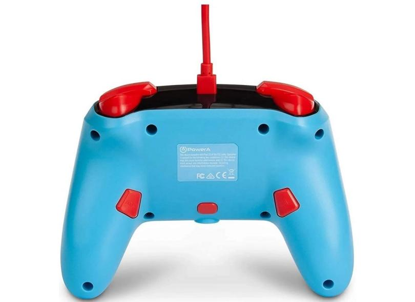 Controle Nintendo Switch Mario Punch - Power A