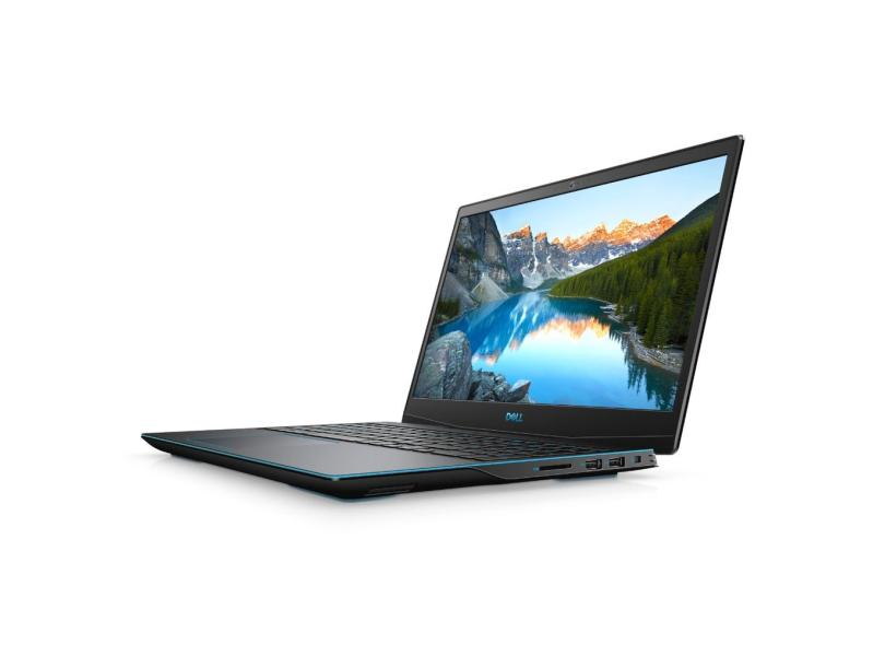 "Notebook Gamer Dell G3 Intel Core i5 10300H 10ª Geração 8 GB de RAM 512.0 GB 15.6 "" Full GeForce GTX 1650Ti Windows 10 G3-3500"
