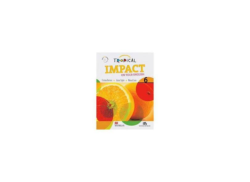 Tropical Impact On Your English 6 - James Taylor - 9786685720372
