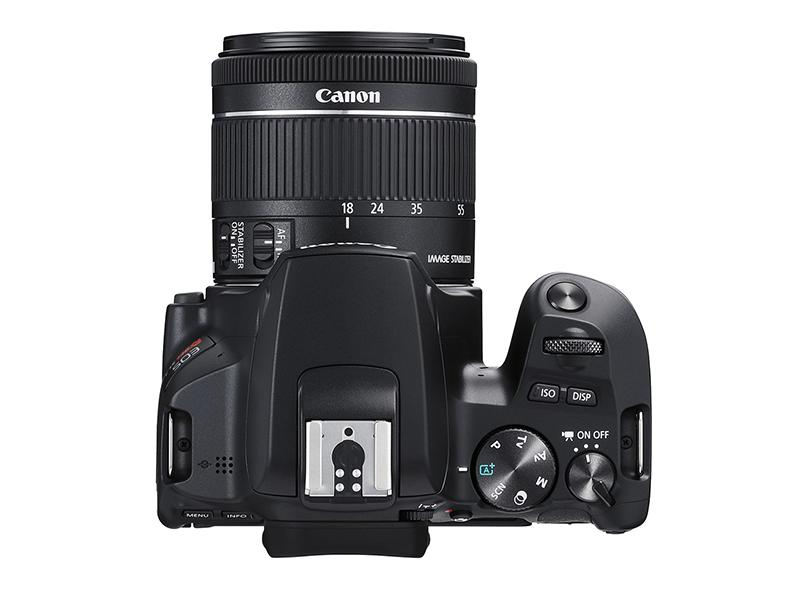 Câmera Digital DSLR(Profissional) Canon 24.1 MP 4K Rebel SL3