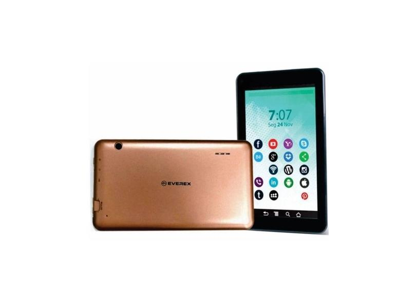 """Tablet Everex 16.0 GB LCD 7 """" Android 8.1 (Oreo) 0.3 MP Fine 7B"""