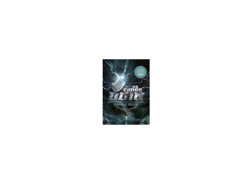 Os Filhos de Odin - Colum, Padraic - 9788567028569