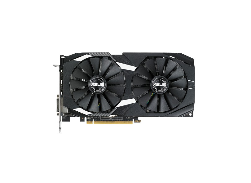 Placa de Video ATI Radeon RX 580 8 GB GDDR5 256 Bits Asus DUAL-RX580-O8G