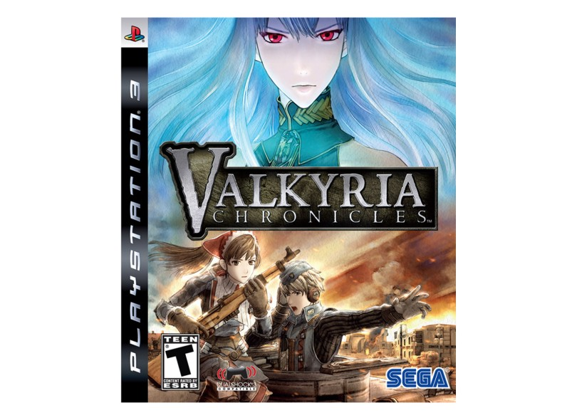 Jogo Valkyria Chronocles Sega PS3