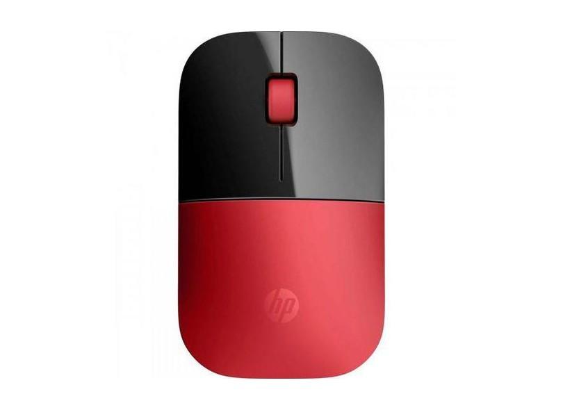 Mouse Óptico Notebook sem Fio Z3700 - HP
