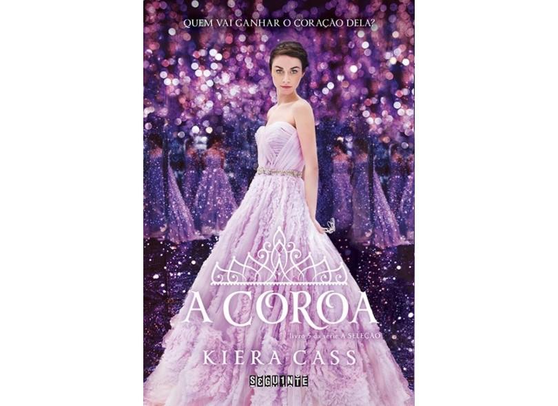 A Coroa (+ Cards) - Kiera Cass - 9788555340048