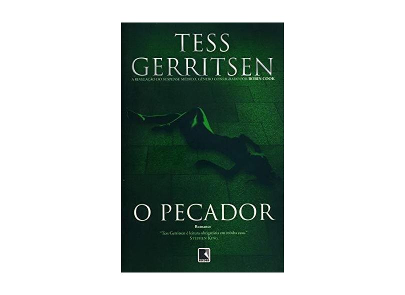 O Pecador - Tess Gerritsen - 9788501066947