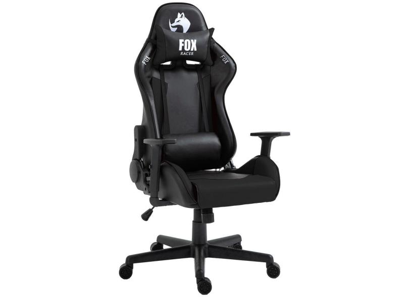Cadeira Gamer Reclinável Fox Racer
