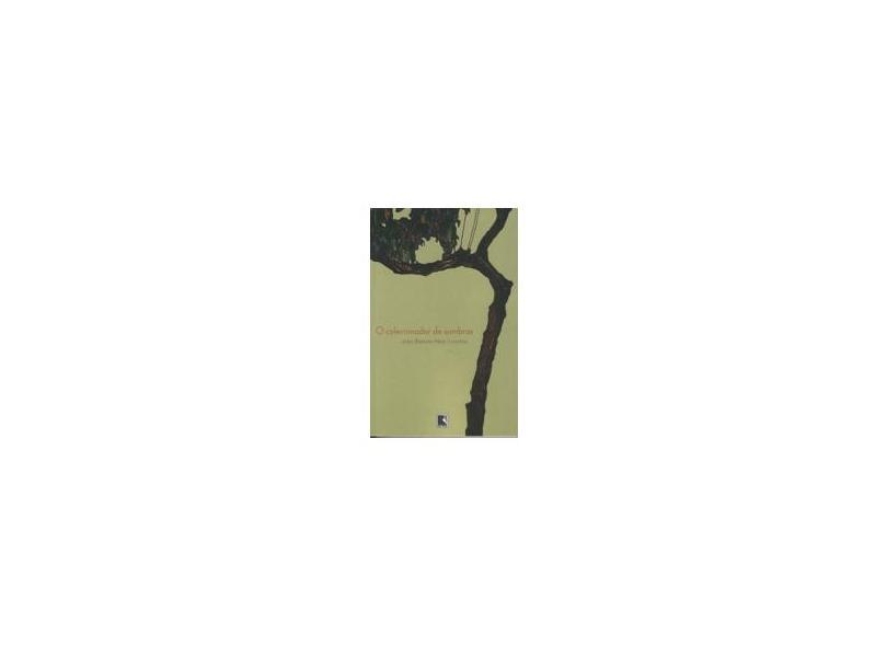 O Colecionador de Sombras - Melo, Joao Batista - 9788501080493