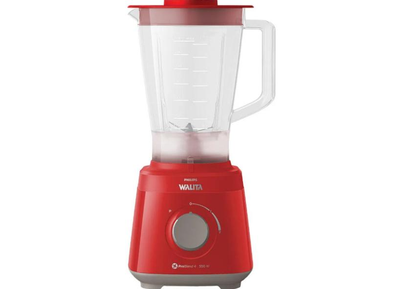 Liquidificador Philips Walita Daily Collection Ri2110 2 Litros 2 Velocidades 550 W