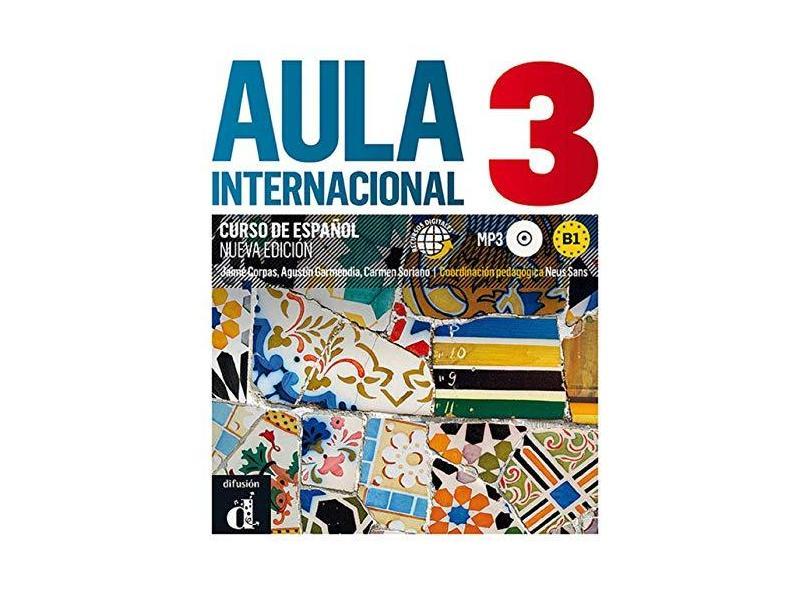 Aula Internacional 3 (alumno+cd) B1 - Corpas J; - 9788415640110