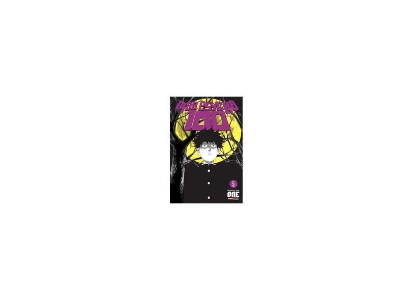 Mob Psycho 100 - Volume 5 - One - 9788542611823