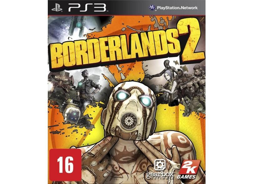 Jogo Borderlands 2 2K PlayStation 3