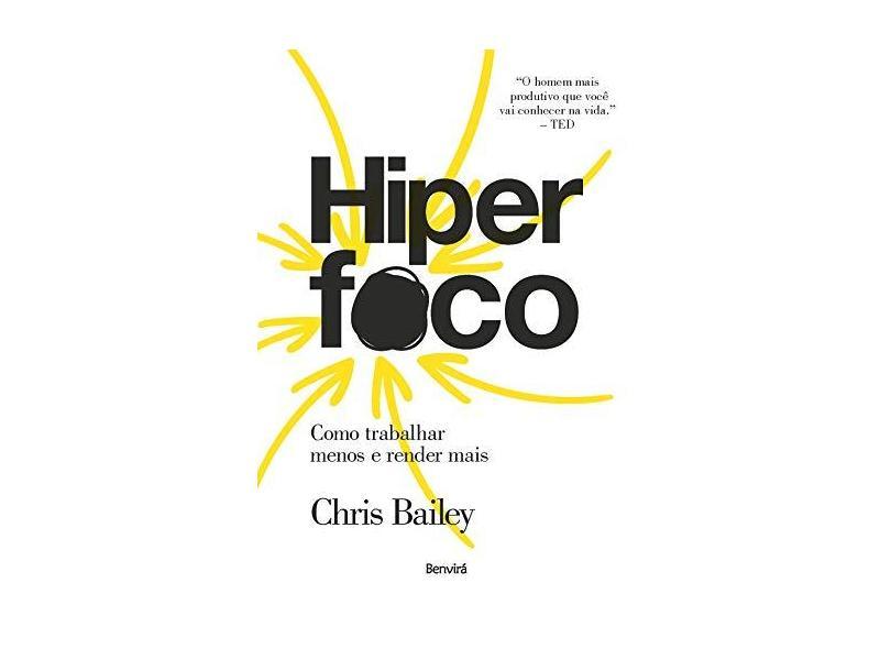 Hiperfoco - Chris Bailey - 9788557173040