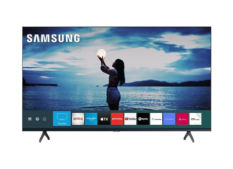"Smart TV TV LED 50.0 "" Samsung Crystal 4K HDR UN50TU7020GXZD 2 HDMI"