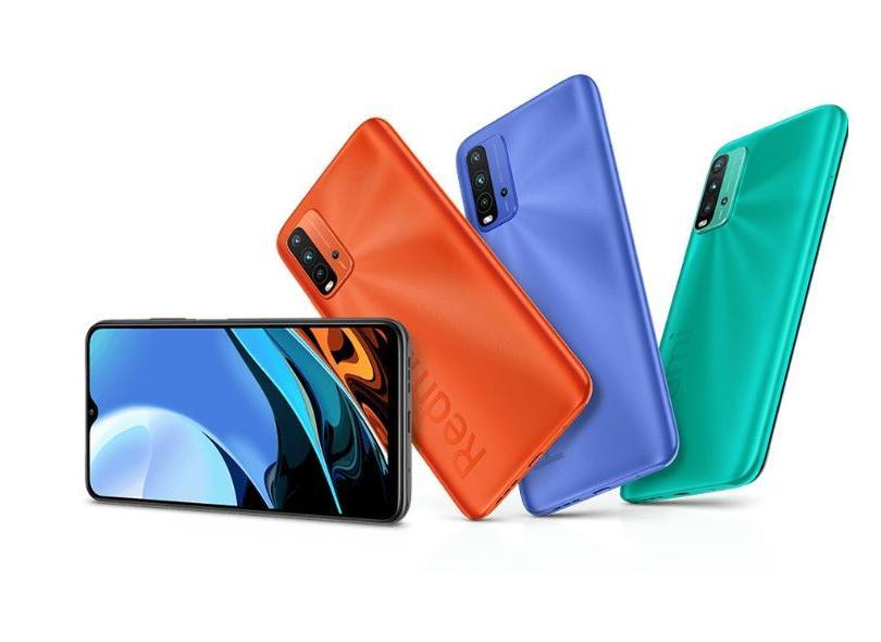 Smartphone Xiaomi Redmi 9T 6GB RAM 128GB Câmera Quádrupla 2 Chips Android 10