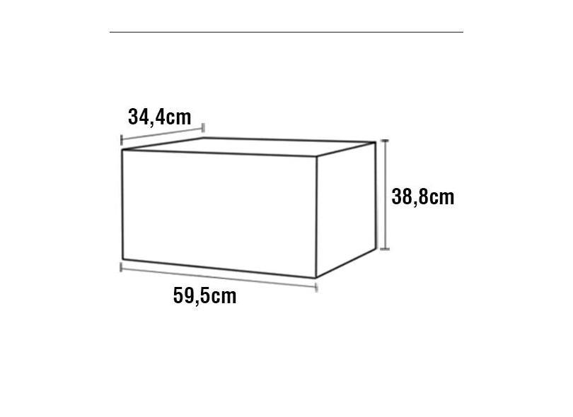 Micro-ondas de Embutir Gorenje 20 l BM201E2X Inox