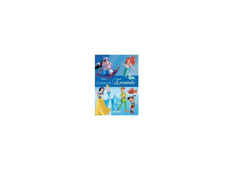 Disney: Clássicos Encantados - Disney - 9788539417421