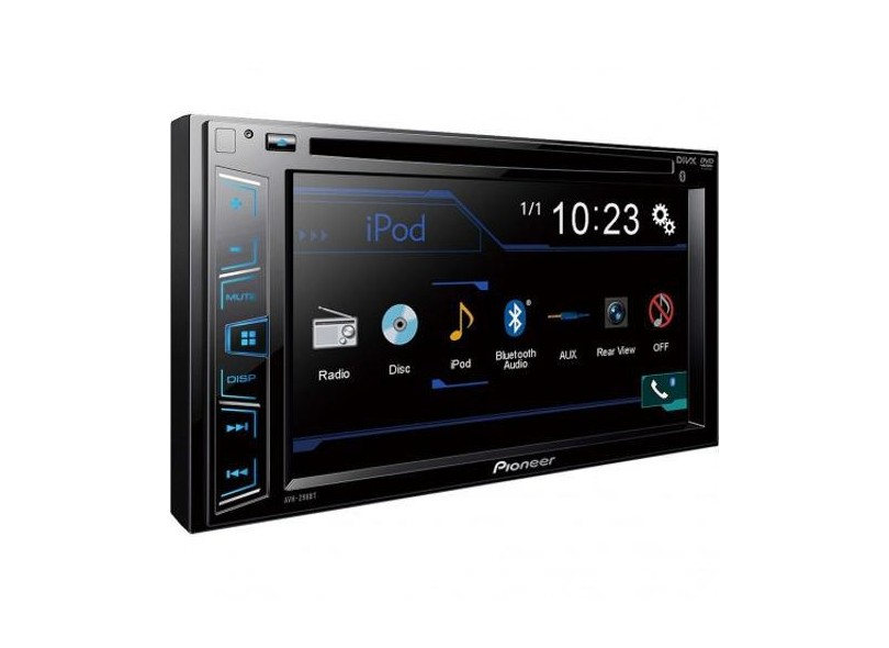 DVD Player Automotivo Pioneer AVH-298BT