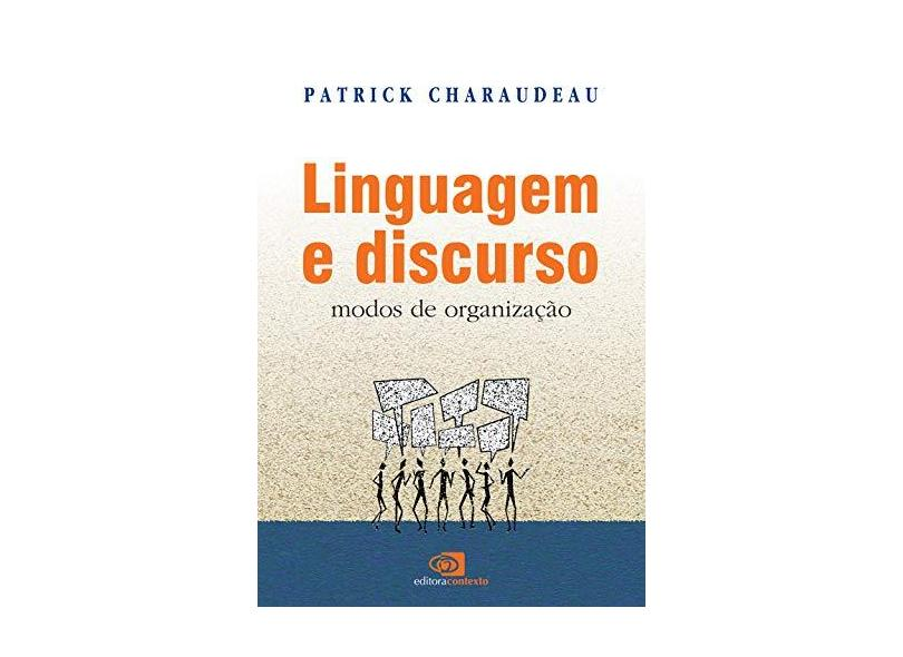 Linguagem e Discurso - Charaudeau, Patrick - 9788572443692