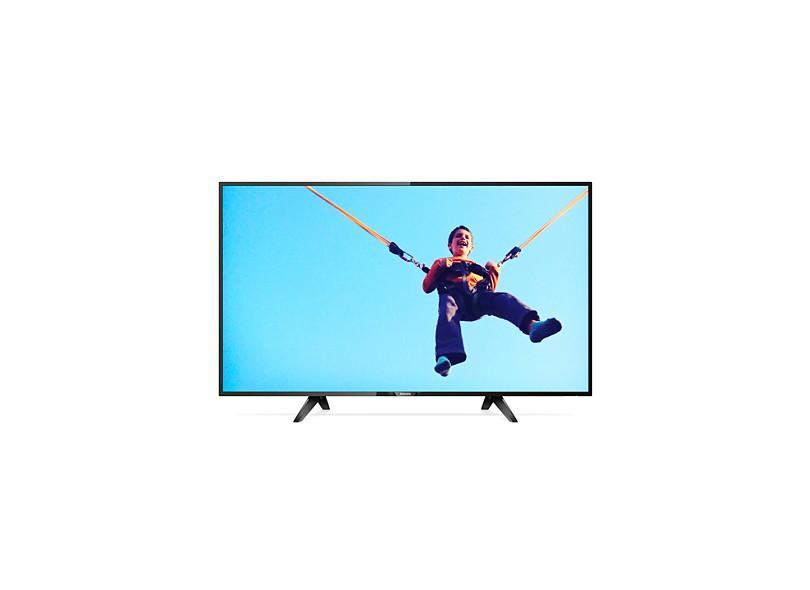 "Smart TV TV LED 43"" Philips Série 5100 Full HD Netflix 43PFG5102 3 HDMI"